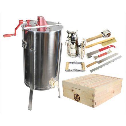 Goodland Bee Supply GL-E2-1SK-TK1 Beekeeping Beehive Kit
