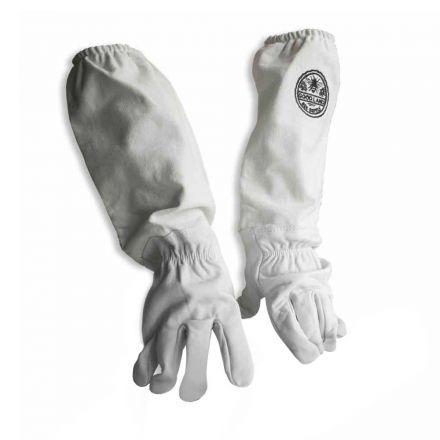 Good Land Bee Supply GL-GLV-XXL Sheep Skin Glove with Canvas Sleeve - XX-Large