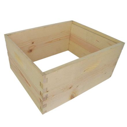 Goodland Bee Supply GLBBOX  Beekeeping Beehive Brood Box