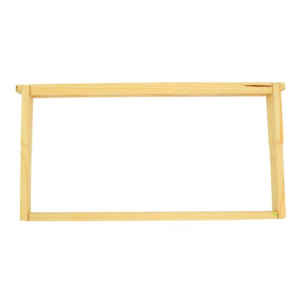 Good Land Bee Supply GLFRMB Hive Body Foundation Frame