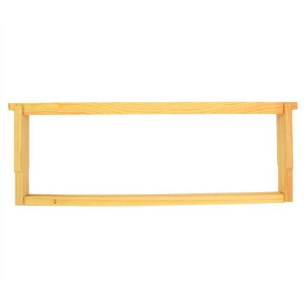 Goodland Bee Supply GLFRMS-10PK Beekeeping Beehive Body Super Foundation Deep Wood Frame