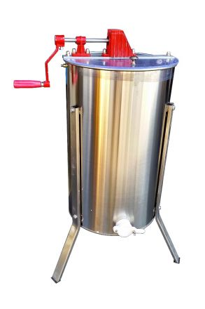 GoodLand Bee Supply HE3MAN Honey Extractor 3 Frame Manual